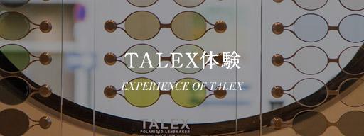 TALEX体験